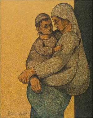 Mother and Child 14