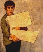 The Newspaper seller